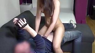 Penetrating czech sweetie is teased alongside chum around with annoy ostentatious display and pounded alongside