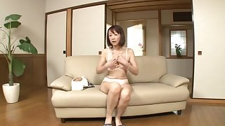 Exotic Japanese chick beside Hottest Solo Girl JAV dusting watch show