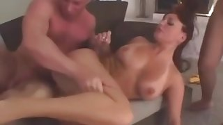Excellent sex scene Double Penetration great , watch it